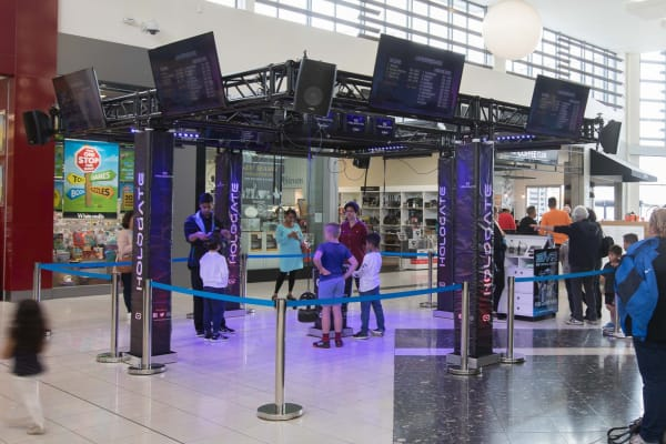 360° Virtual Reality at Westfield Manukau