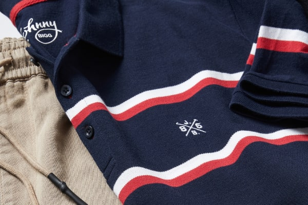 Johnny Bigg: For the big & tall yuy: 25% off polos and shorts