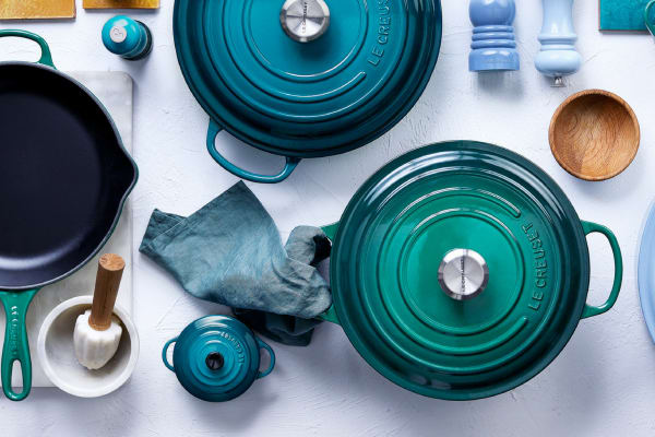 Le Creuset: September promotions
