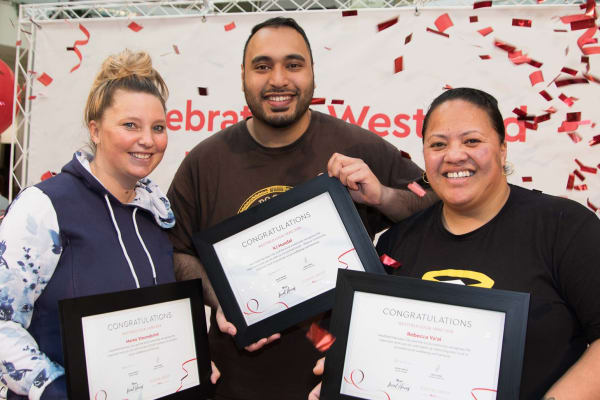 Westfield Manukau Local Heroes: Celebration Party