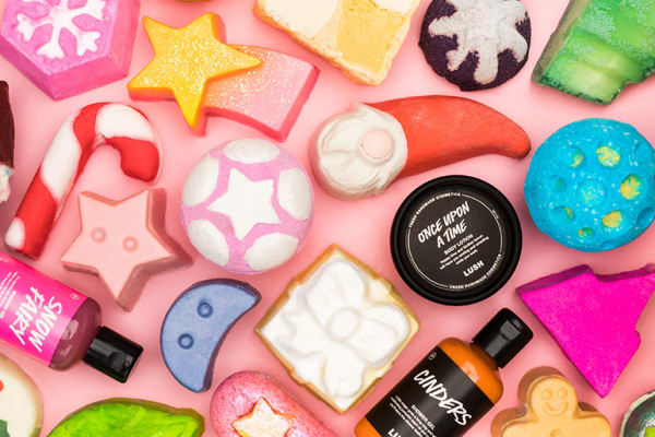 LUSH Christmas 2018 is here