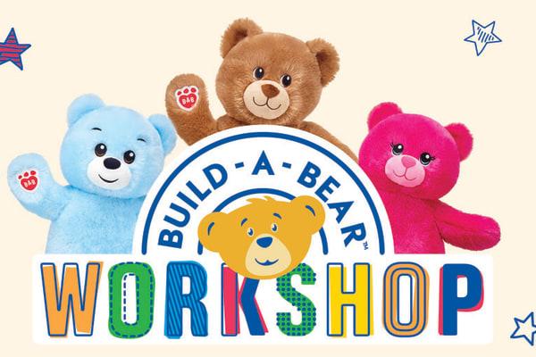 Build-A-Bear Workshop | July School Holidays