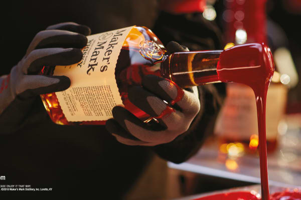Maker's Mark® The crafted gift Dad will actually want