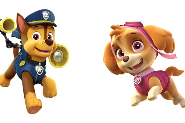 Paw Patrol Meet & Greet