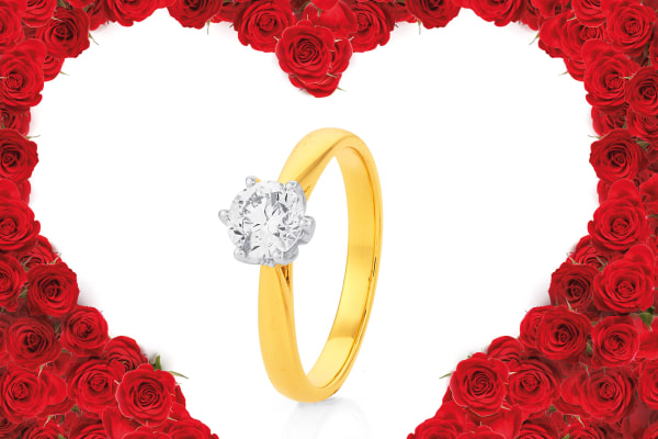 Pascoes The Jewellers: Valentine's Day catalogue out now