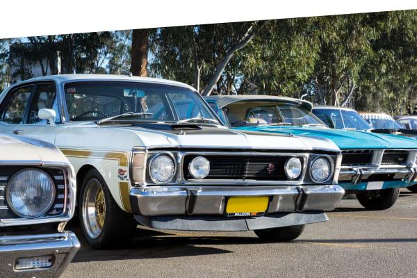 Westfield Knox Car Show