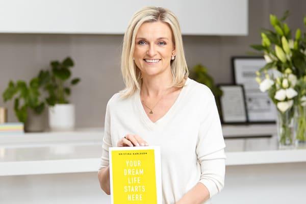 Meet kikki.K founder Kristina Karlsson this Sunday
