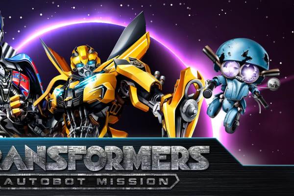 Transformers Immersive Kids Zone