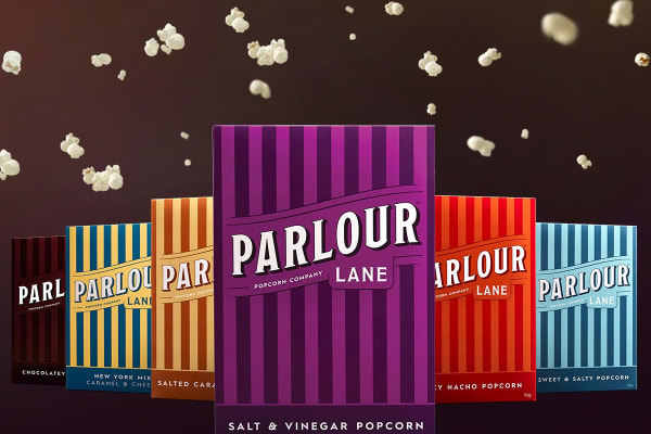 Event Cinemas: New popcorn flavours