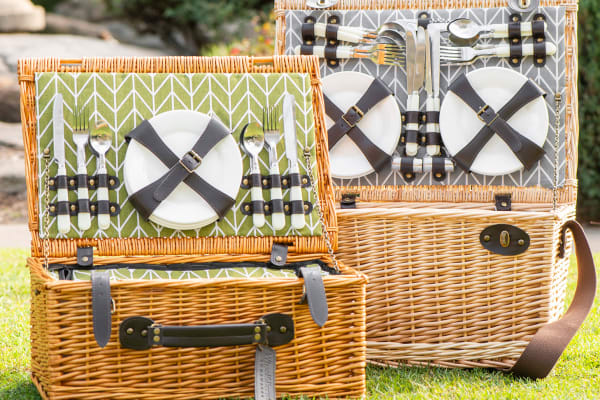 Wheel&Barrow: 30% off picnic baskets, blankets and coolers