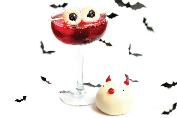 Chefs Gallery: devil bun and eyeball punch