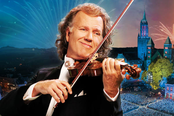 Win a double movie pass to see the Anrdré Rieu concert
