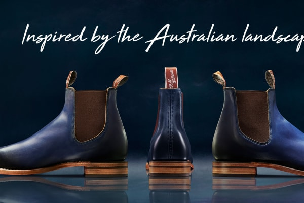 RM Williams: Introducing two new burnishing boots