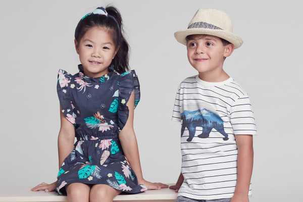 David Jones: save 25% when you buy 2 selected kidswear items