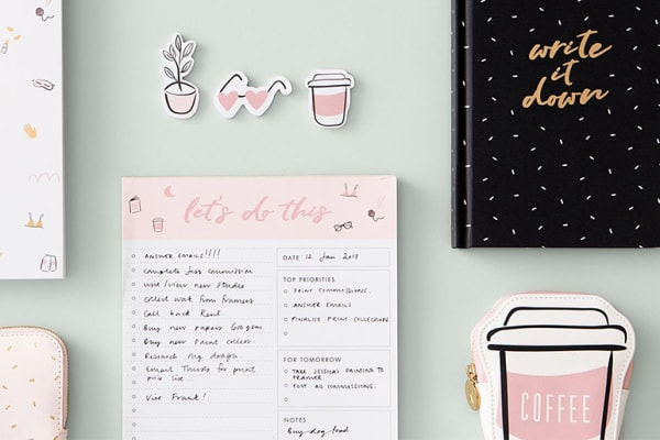 Kikki.K: habits workshop