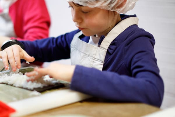School Holidays Activities: Sushi rolling with Sushi Sushi