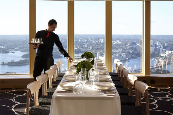 Sky-high dining re-imagined