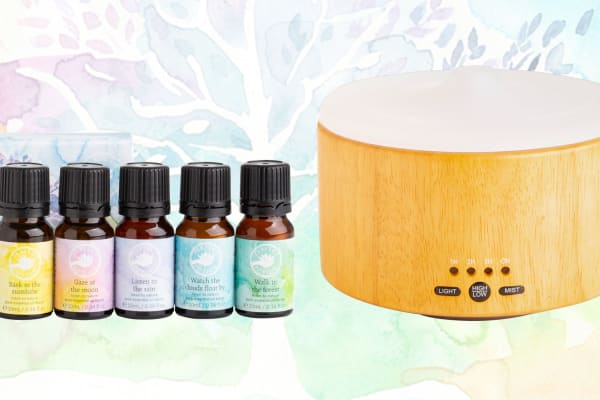 Perfect Potion: new Listen to Nature Aromatherapy Blends