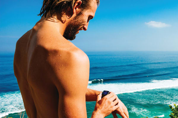 Ozmosis: just launched - Rip Curl SearchGPS 2 Surf Watch