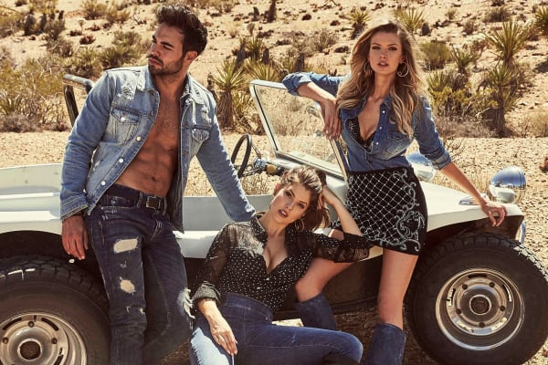 Guess new season collection