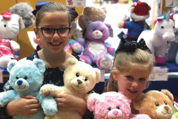 Build-A-Bear: Pay Your Age Day