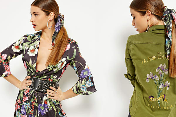 GUESS: 30% off selected styles