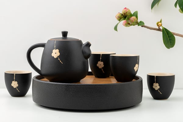 New tea collection releases & Teapot set up 40% off