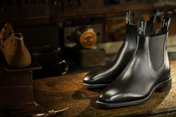 R.M Williams: Hand-crafted in Australia, worn around the world