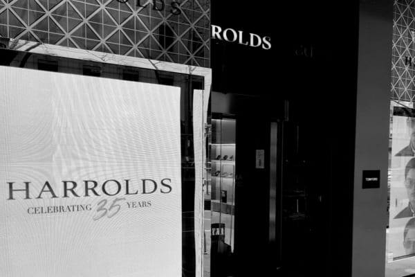 Harrolds: Click & Collect at you service