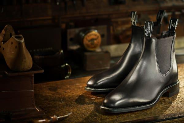 R.M. Williams: handcrafted in Australia, worn around the world