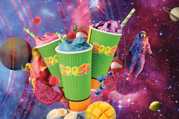 Boost Juice: Introducing the new Colour Blast range