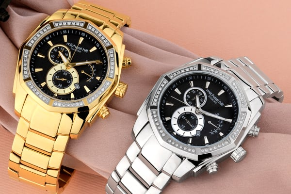 Michael Hill: 25% off Men's Jewellery & Watches.
