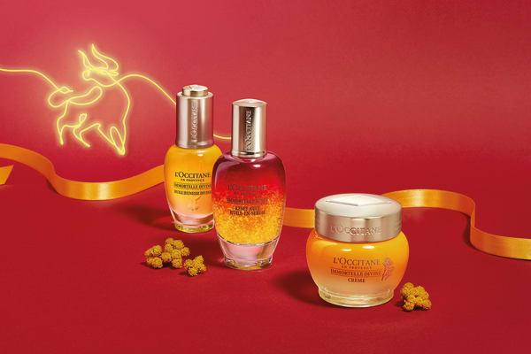 L'OCCITANE: Celebrate Lunar New Year