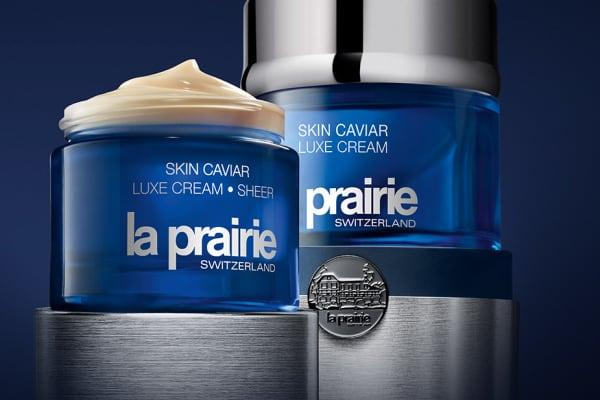 Experience La Prairie's Caviar Masterpiece