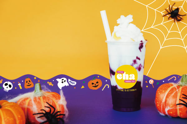Little Cha: Halloween Specials