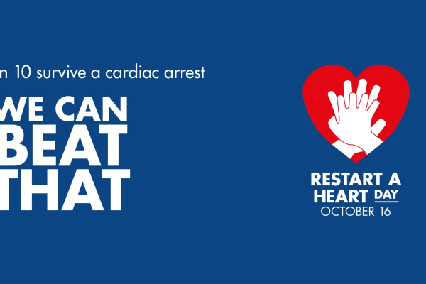 Restart a heart day | 16 October