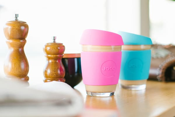 Healthy Life: Spend $100 or more in-store and receive a JOCO cup