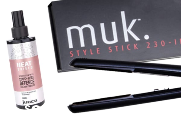 Price Attack: save on Muk Style Stick and receive a free gift