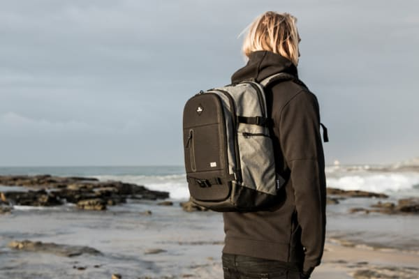 Ozmosis: Rip Curl packable backpack promo