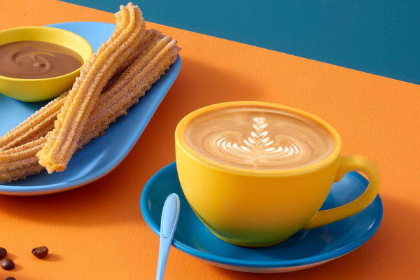 FREE Coffee at San Churro