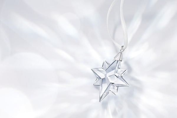 Swarovski: receive a free Star Ornament