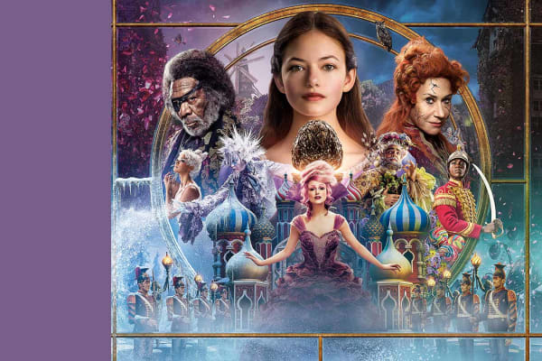 HOYTS: unlock a Disney gift - The Nutcracker and the Four Realms