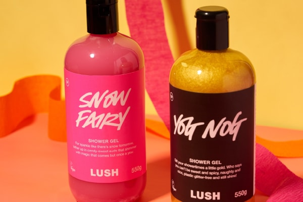 LUSH Fresh Handmade Cosmetics: Christmas in July Collection