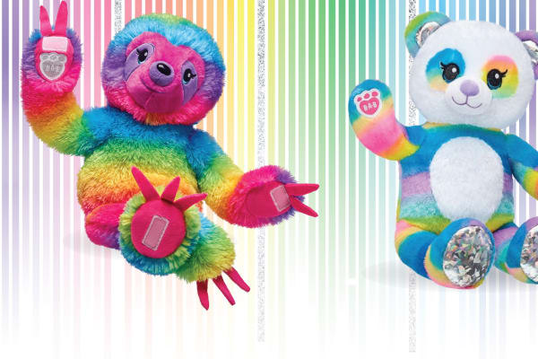 Build-A-Bear Workshop: Shine Bright With Rainbow Friends