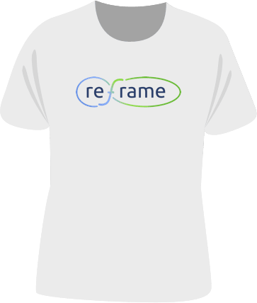 re-frame t-shirt