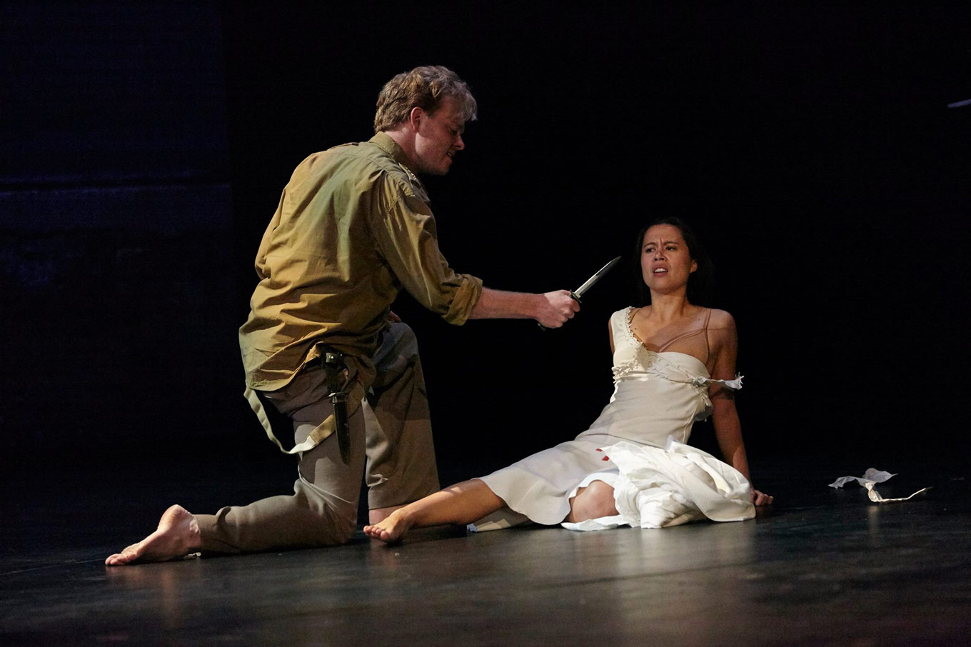 In review: The Rape of Lucretia at TSMF