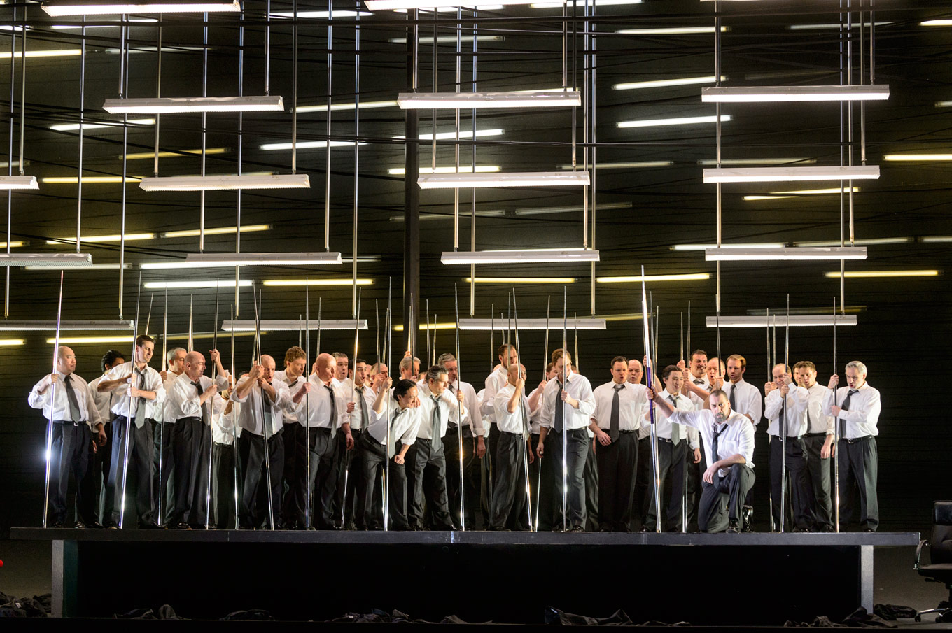 In review: Götterdämmerung at the COC