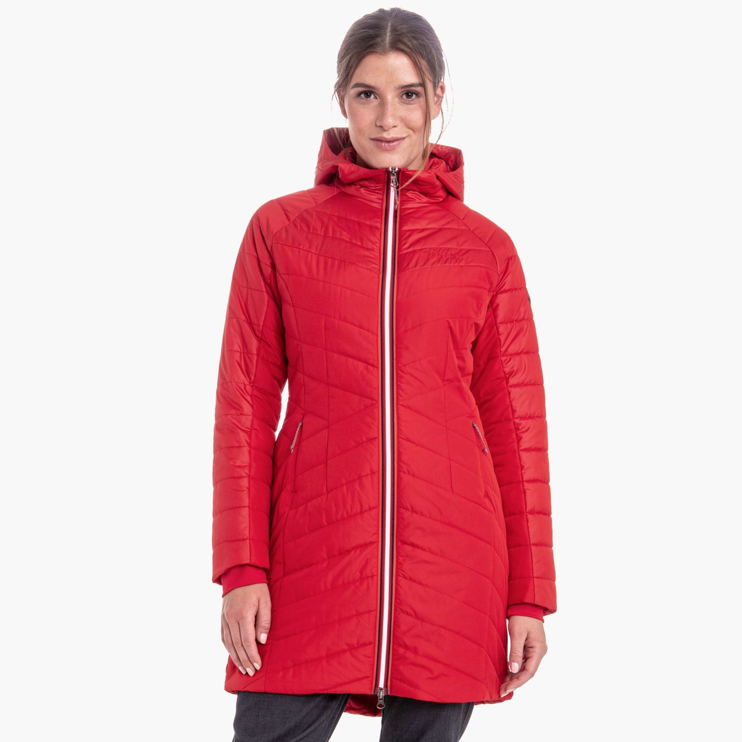 Thermo Coat Coat Orleans RotSchöffel Thermo FJKc3T1l