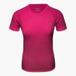 Merino Sport Shirt 1/2 Arm W