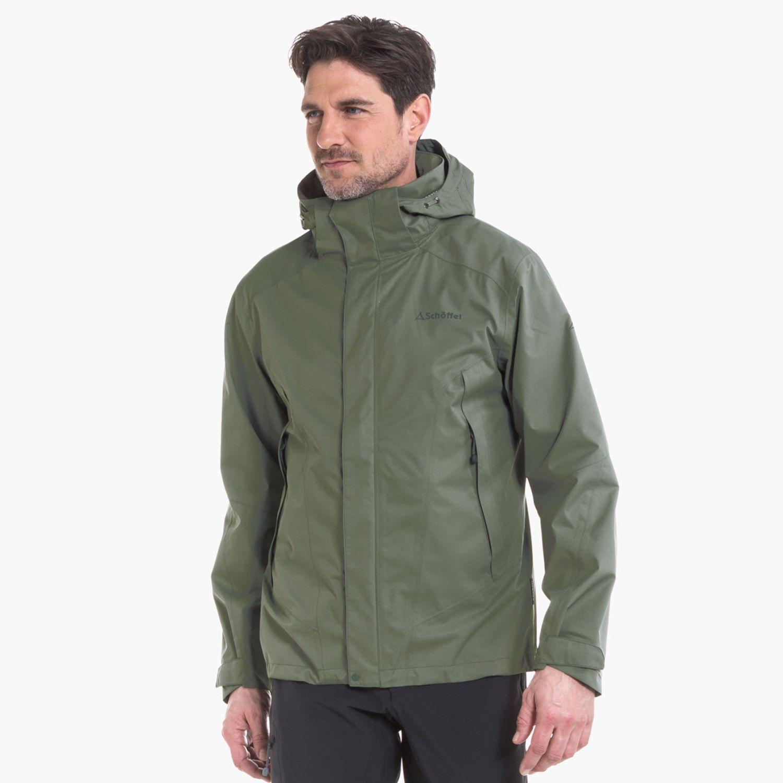Jacket Easy M3 grau | Schöffel